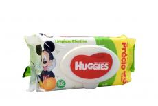 Toallitas Húmedas Huggies Active Fresh Disney Empaque Con 96 Unidades