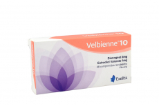 Velbienne 10  2 / 1 mg Caja Con 28 Comprimidos Rx