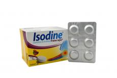 Isodine Frutos Rojos Caja Con 60 Tabletas