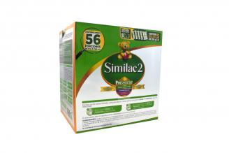 Similac 2 ProSensitive 6 a 24 Meses Caja Con 5 Bolsas Con 350 g C/U