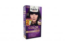 Palette Intensive Creme Color Tinte Cabello Nº 3-0 Castaño Oscuro Estuche