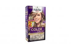 Palette Intensive Creme Color Tinte Cabello Nº 8-1 Rubio Claro Ceniza Estuche