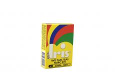 Tinte Para Telas Iris Caja Con Bolsa Con 9 g – Color Amarillo