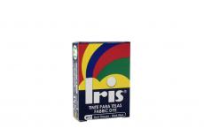 Iris Tinte Para Telas Caja Con Bolsa Con 9 g – Tono Número 17 Azul Oscuro