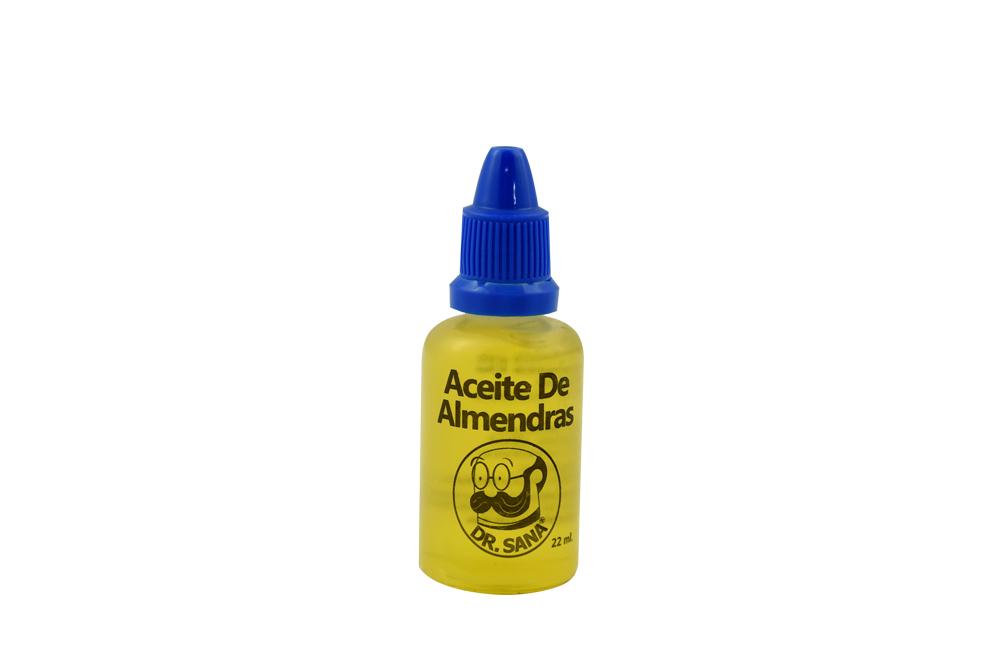 Aceite De Almendras Frasco Con 22 mL