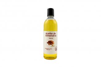 Aceite De Almendras Frasco Con 450 mL