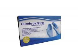 Guantes Cirugía Nitrilo Begut Talla M Caja Con 100 Unidades