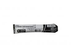 Catéter Intravenoso AlfaSafe 16G X 1 ¼ Empaque Con 1 Unidad