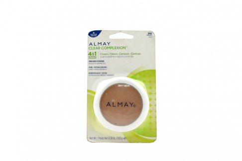Base Compacta Almay Empaque Con Estuche Con 8 g – Hipo alergénica