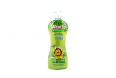 Shampoo Arrurrú Naturals Manzanilla Frasco Con 800 mL