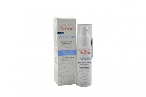 Avéne A-Oxitive Serum Defense Antioxydant Caja Con Frasco Con 30 mL