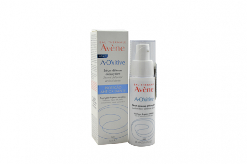 Avéne Oxitive Serum Defense Antioxydant Frasco Con 30 mL