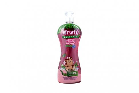 Shampoo Arrurrú Naturals Romero Frasco Con 800 mL