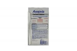 Asepxia Carbon Detox Parches Anti Imperfecciones Caja Con 12 Unidades