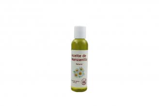 Aceite De Manzanilla Frasco Con 120 mL