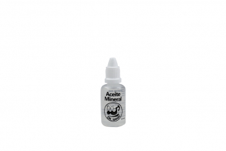 Aceite Mineral Natural Frasco Con 22 mL