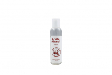 Aceite Mineral Natural Frasco Con 120 mL