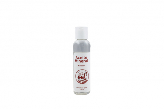 Aceite Mineral Natural Dr. Sana Frasco Con 120 mL