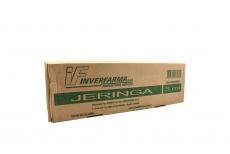 Jeringa Inverfarma 3 mL Caja Con 100 Unidades