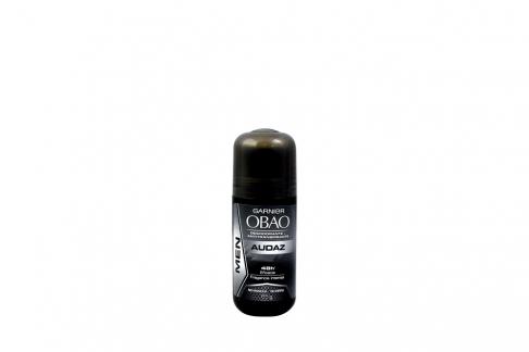 Desodorante Garnier Obao Audaz Frasco Con 65 g – Fragancia Intensa