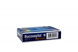 Bucoseptol 1.4 / 10 mg Caja Con 10 Tabletas – Sabor Miel Limón