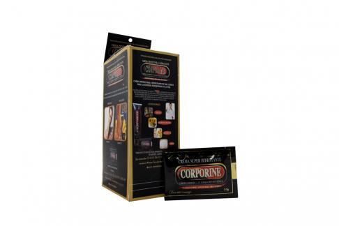 Crema Super Hidratante Corporine Caja Con 50 Sobres De 10 g C/U