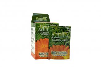 Crema Arnik Cannabis Caja Con 12 Sobres Con 12 g C/U