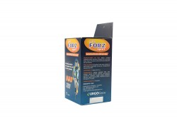 Crema Súper Forz Sport Caja Con 12 Sobres Con 12 g C/U