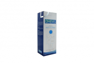 Dhems Crema Anti-Estrías Frasco Con 200 mL