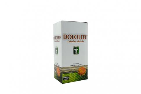 Dololed Caja Con 80 Tabletas