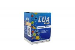 Sal de Frutas Lua Plus Caja Con 20 Sobres