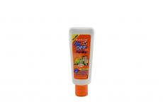 Repelente Stay Off Familiar Crema Frasco Con 60 mL