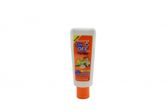 Repelente Stay Off Familiar Crema Frasco Con 60 mL