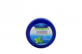 Prohelix Mentol Rub Empaque Con 12 g