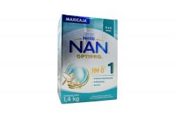 NAN Optipro 1 Caja Con 1400 g