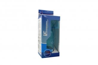 Inhalocamara Pediátrica Plus Azul Empaque Con 1 Unidad