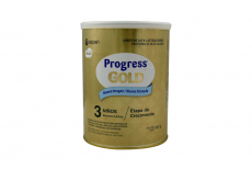 Progress Gold En Etapa De Crecimiento Tarro Con 400 g