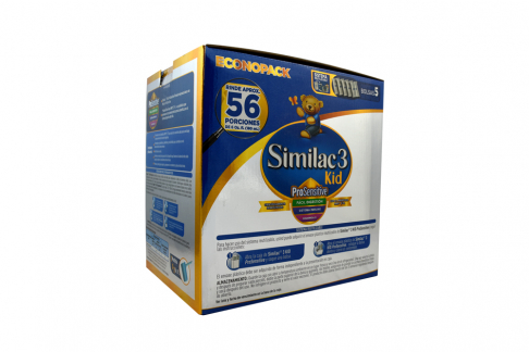 Similac 3 Kid Prosensitive Caja Con 5 Unidades
