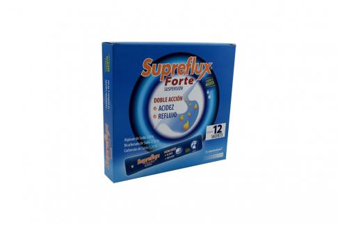Superflux Forte Caja Con 12 Sachets