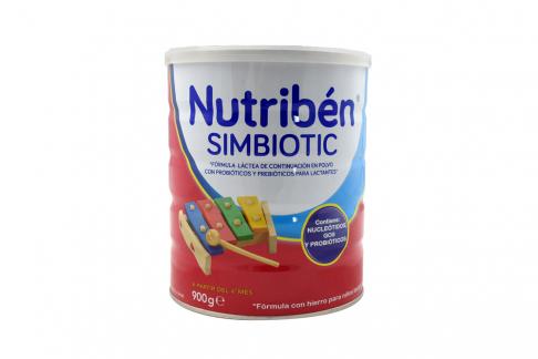 Nutribén Simbiotic Fórmula Tarro Con 900 g