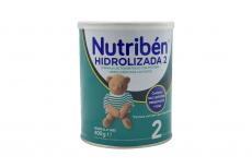 Nutribén Hidrolizada 2 Tarro Con 400 g
