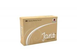 Jarit 25 mg Caja Con 30 Cápsulas Blandas Rx Rx4