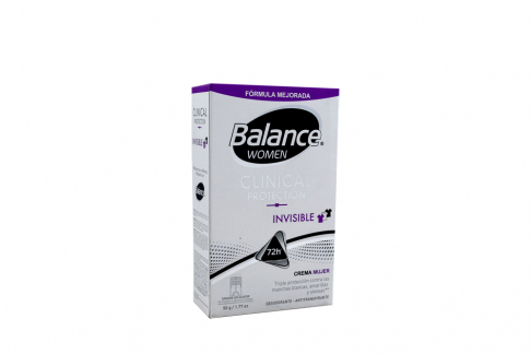Desodorante Balance Women Fresh Barra Con 50g