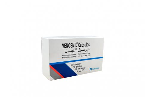 Venosmil 200 mg Caja Con 60 Cápsulas Rx