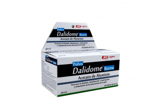 Dalidome Polvo Caja Con 30 Sobres Con 2.2 g C/U