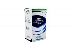 Xetil 20mg / 5mL Solución Oral Caja Con 1 Frasco Con 70 mL Rx Rx2