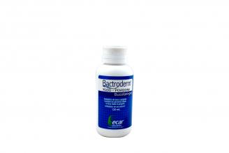 Bactroderm Bucofaringeo 8 g  / 100 mL Frasco Con 120 mL