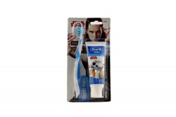 Crema Dental Oral B Stages Star Wars Empaque Con Tubo Con 75 mL + Cepillo Dental