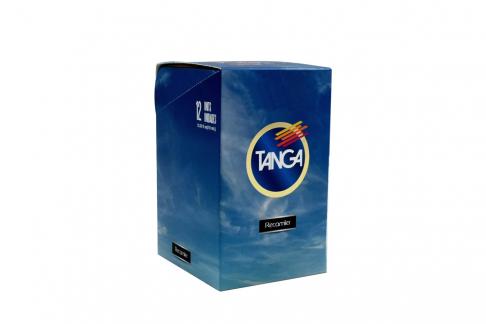 Bloqueador Solar Tanga Crema SPF 100 Caja Con 12 Sachets