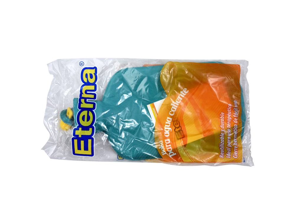 Bolsa Para Agua Caliente Empaque Con 1 Unidad